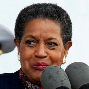 Age Of Myrlie Evers-Williams biography