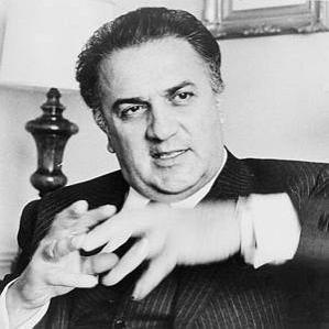 Federico Fellini bio