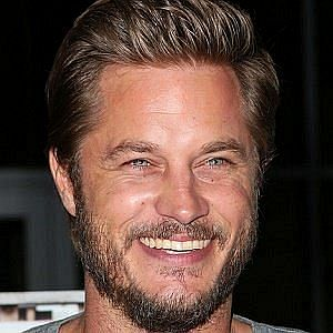 Age Of Travis Fimmel biography