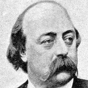 Gustave Flaubert bio