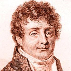 Joseph Fourier bio
