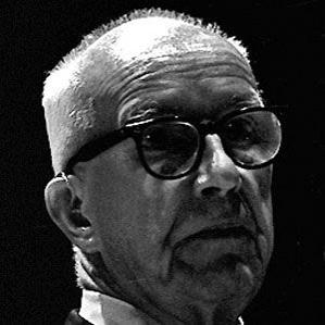 Buckminster Fuller bio