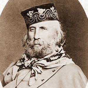 Giuseppe Garibaldi bio