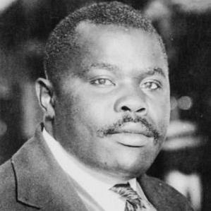 Marcus Garvey bio