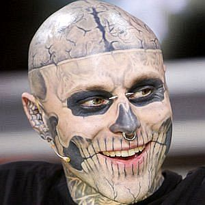Age Of Rick Genest biography