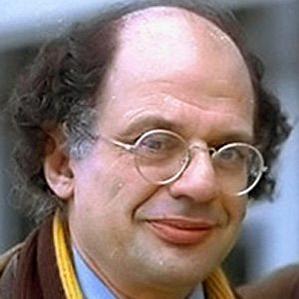 Allen Ginsberg bio