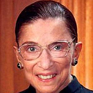 Age Of Ruth Bader Ginsburg biography
