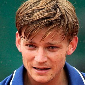 Age Of David Goffin biography