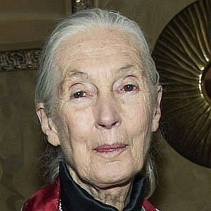 Age Of Jane Goodall biography