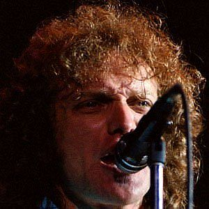 Age Of Lou Gramm biography