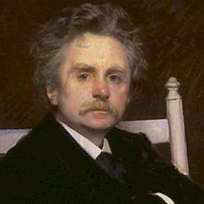 Edvard Grieg bio