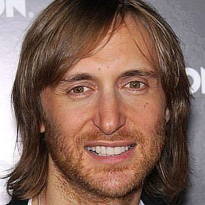Age Of David Guetta biography