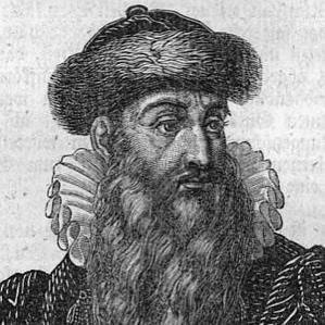 Johannes Gutenberg bio