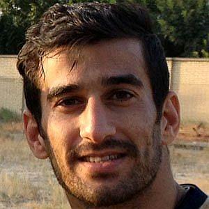 Age Of Ehsan Hajsafi biography