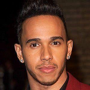 Age Of Lewis Hamilton biography