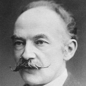 Thomas Hardy bio