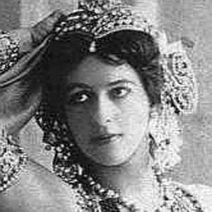 Mata Hari bio