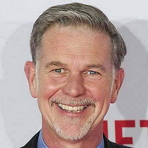 Age Of Reed Hastings biography