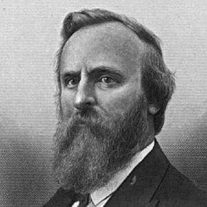 Age Of Rutherford B. Hayes biography