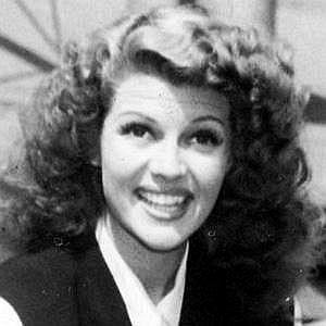 Age Of Rita Hayworth biography