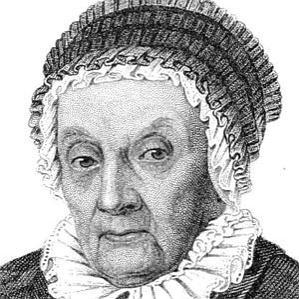 Caroline Herschel bio
