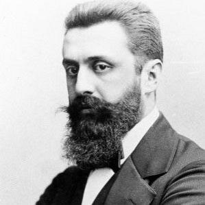 Theodor Herzl bio