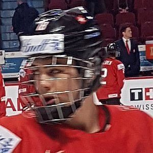 Age Of Nico Hischier biography