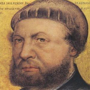 Hans Holbein bio