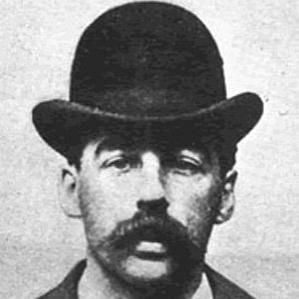 HH Holmes bio