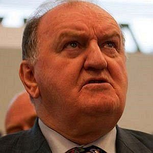 Age Of George Hook biography