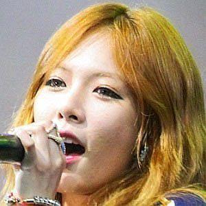 Age Of Kim Hyuna biography