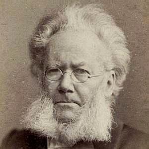 Age Of Henrik Ibsen biography