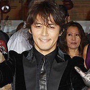 Age Of Koshi Inaba biography