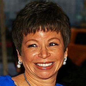 Age Of Valerie Jarrett biography