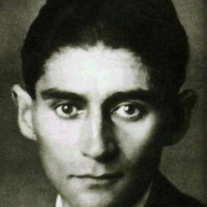 Franz Kafka bio