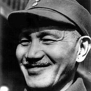 Chiang Kai Shek bio