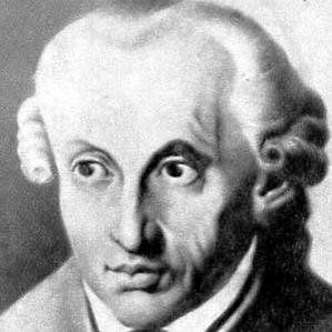Immanuel Kant bio