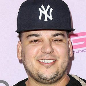 Age Of Rob Kardashian biography