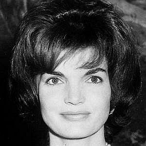 Age Of Jacqueline Kennedy Onassis biography