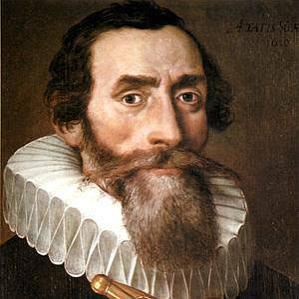 Johannes Kepler bio