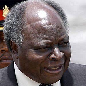 Age Of Mwai Kibaki biography