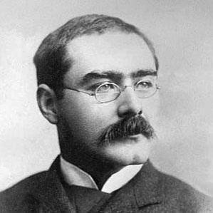 Rudyard Kipling bio