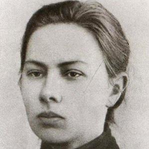 Nadezhda Krupskaya bio
