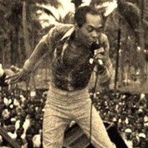 Fela Kuti bio
