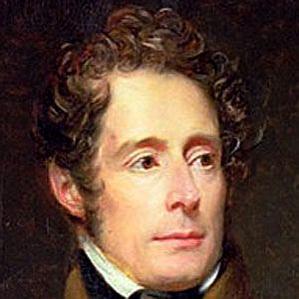 Alphonse de Lamartine bio