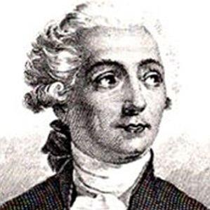 Antoine Lavoisier bio