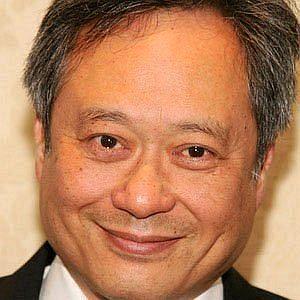 Age Of Ang Lee biography