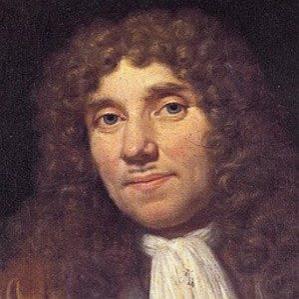 Antonie Van Leeuwenhoek bio