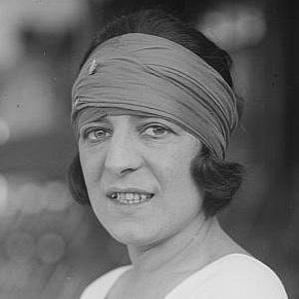 Suzanne Lenglen bio