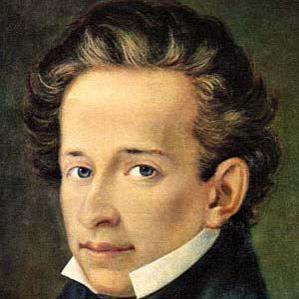 Giacomo Leopardi bio